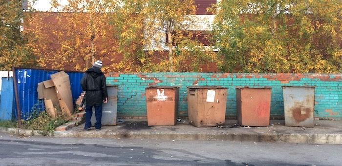 Оператор по обращению с твердыми коммунальными отходами приступил к работе в Горно-Алтайске