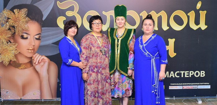 Предприниматели Республики Алтай приняли участие в Фестивале народных мастеров и художников в Сочи