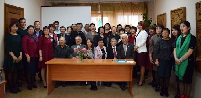 Творчество литератора Паслея Самыка обсудили на всероссийской научной конференции