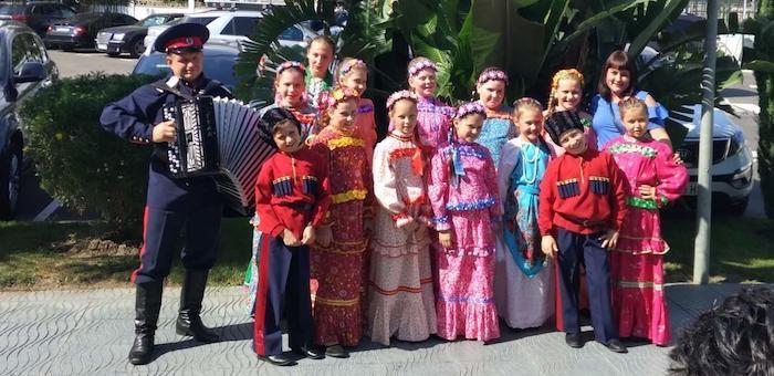 Детский ансамбль «Любо» из Маймы успешно выступил на фестивале в Испании