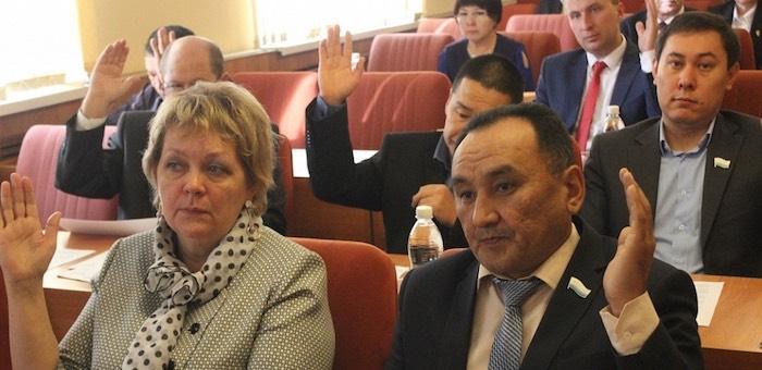 Дополнительные доходы бюджета городские депутаты направили на социальные объекты