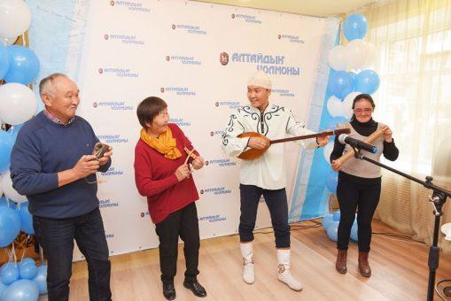 Газета «Алтайдын Чолмоны» провела традиционный розыгрыш призов среди подписчиков
