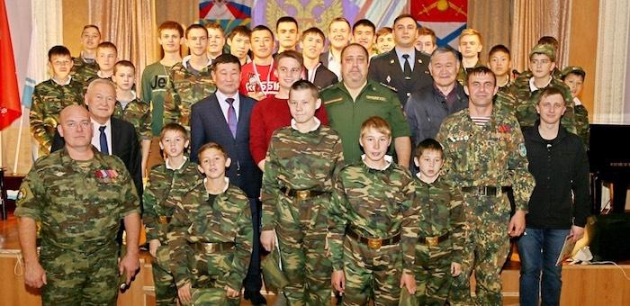 День призывника отметили в Горно-Алтайске