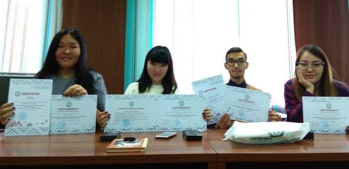Студенты ГАГУ стали призерами олимпиады «Языки коренных народов Сибири»