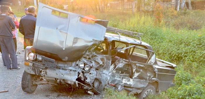 Виновник смертельной аварии у турбазы «Юность» был пьян