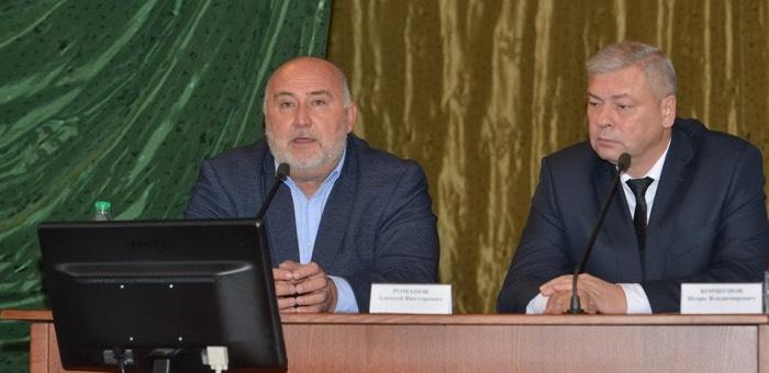 Представитель администрации президента провел встречу с органами власти и общественностью