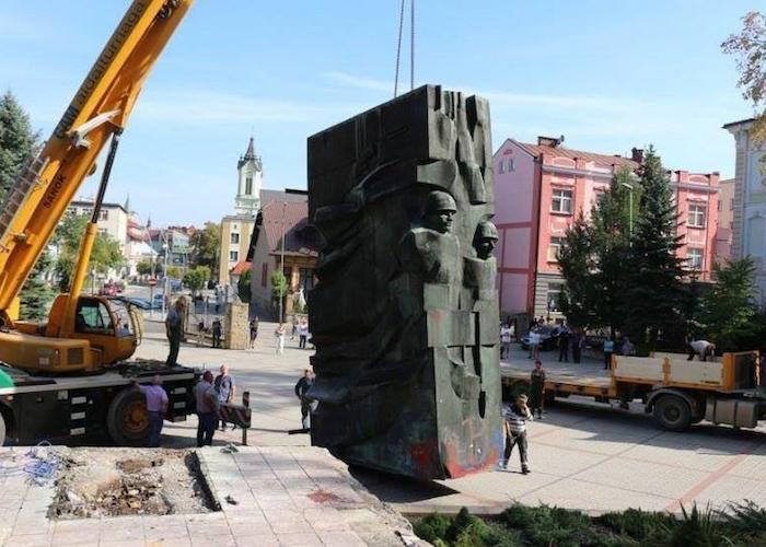 Освободил города Мукачево и Санок от нацистов