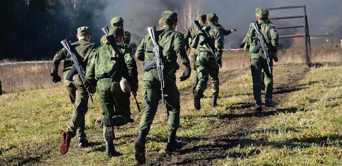 В Республике Алтай прошли соревнования, посвященные столетию военной разведки