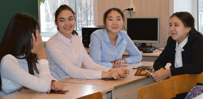 Девятиклассники прошли пробное собеседование по русскому языку