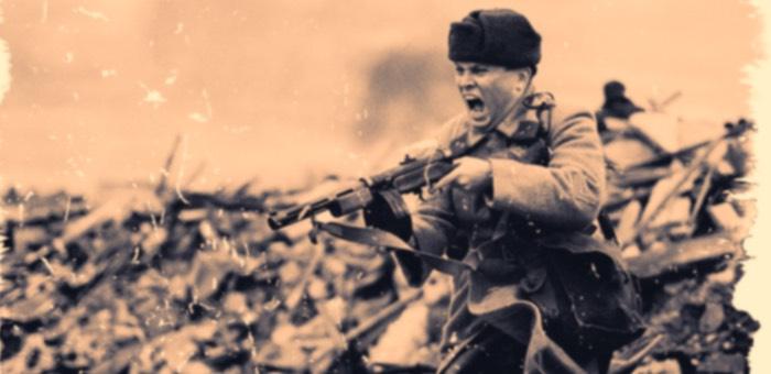 «Вперед на гадов!». Алтайский солдат поднял в атаку на фашистов и усташей своих однополчан