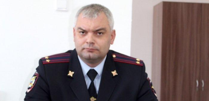 Назначен начальник отделения МВД по Кош-Агачскому району
