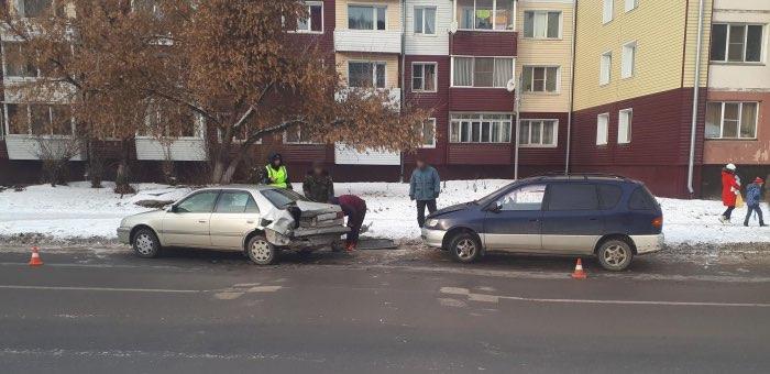 Пожилой водитель скончался от инфаркта после аварии