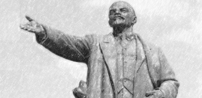 60 лет назад в Горно-Алтайске открыли памятник Ленину