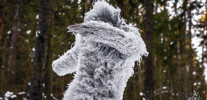 Туристы считают, что в Горном Алтае можно повстречать йети