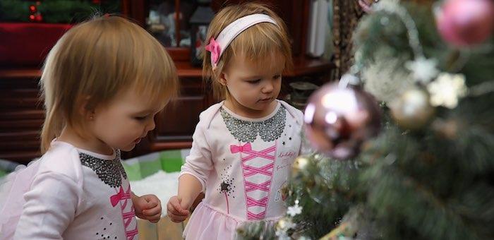 Благотворительный сбор новогодних подарков проводит Российский детский фонд