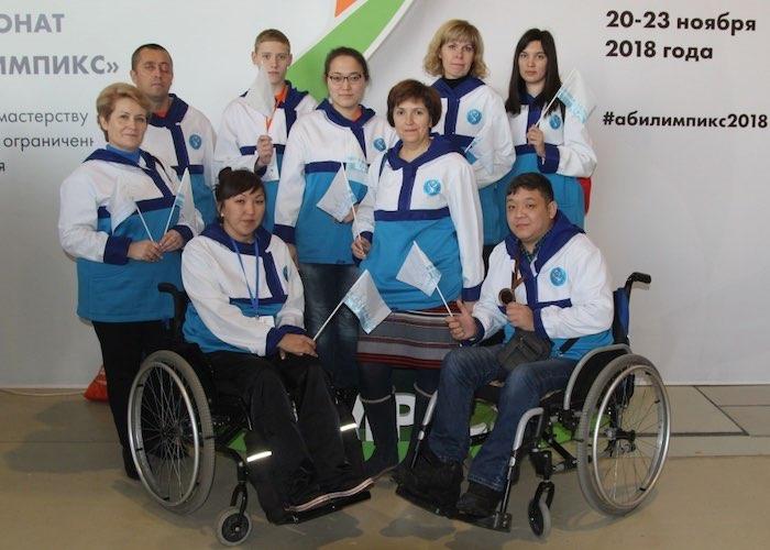 Ырысту Ялбаков стал призером IV Национального чемпионата «Абилимпикс»