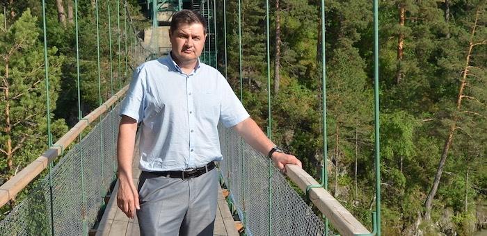 Главой Чемальского района избран Александр Алисов
