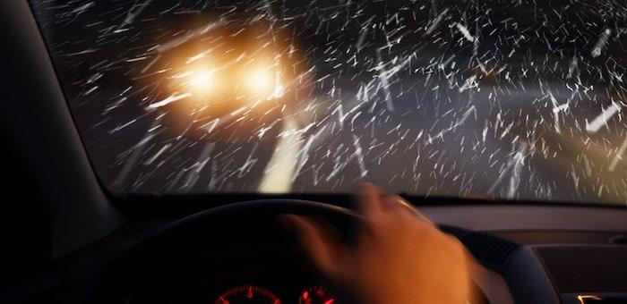 Штормовое предупреждение на 30 ноября: усиление ветра, сильные осадки, похолодание