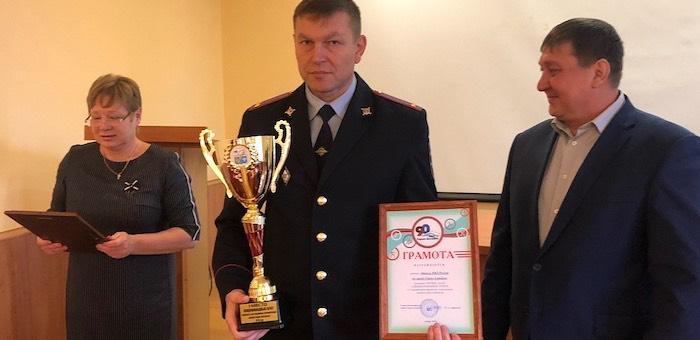 Начальник поставил задачу выиграть: в Спартакиаде трудовых коллективов победили полицейские