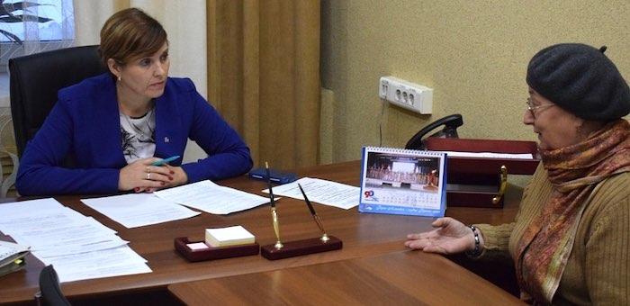 Руководители Горно-Алтайска провели прием граждан