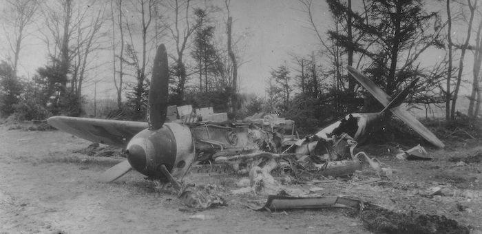 Сбил несколько самолетов и уничтожил три огневые точки противника