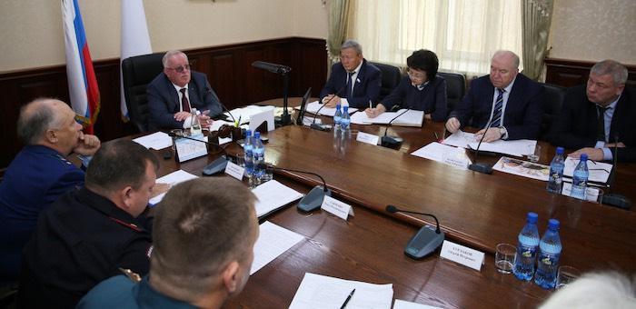 В правительстве обсудили, как будут решать стратегические задачи, определенные Путиным