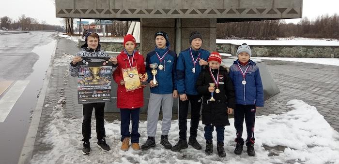 Спортсмены из Горного Алтая заняли призовые места на Кубке России по кикбоксингу