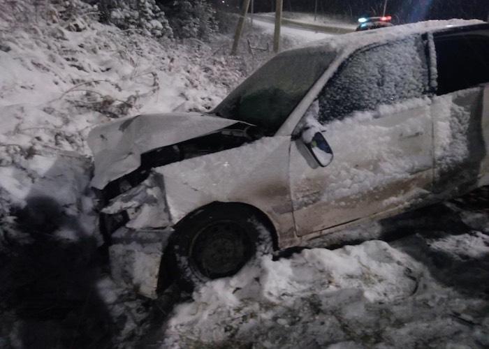 Четыре человека получили травмы в результате двух ДТП