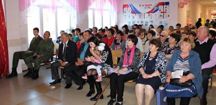 Амурская школа отметила 50-летний юбилей