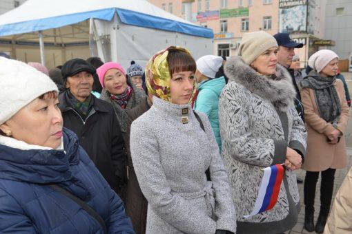 День народного единства отметили в Республике Алтай