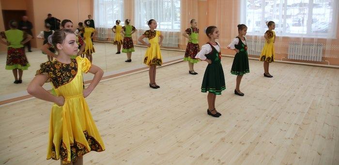 В Сейке открыли новый Дом культуры