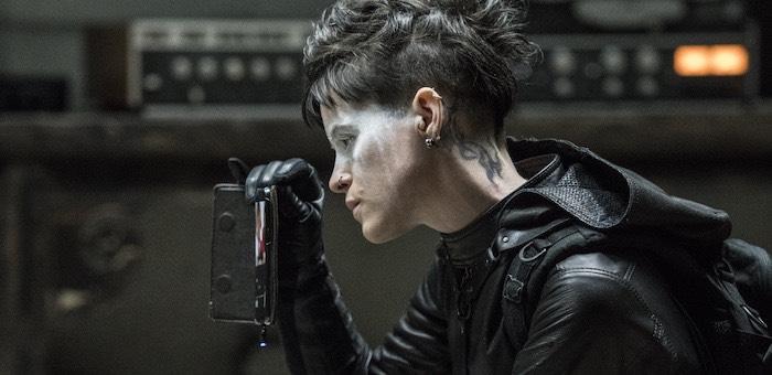 Новые приключения девушки с татуировкой дракона, зомби-фашисты, Чапаев на Марсе: афиша недели