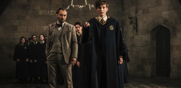 Дамблдор и друзья против темного мага: новый фильм из вселенной Гарри Поттера