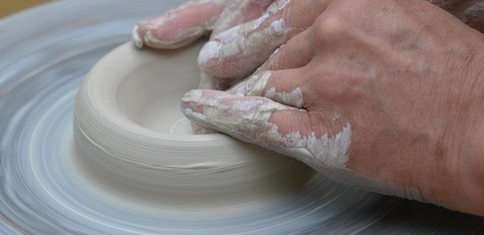 В Черге открылась гончарная мастерская для детей