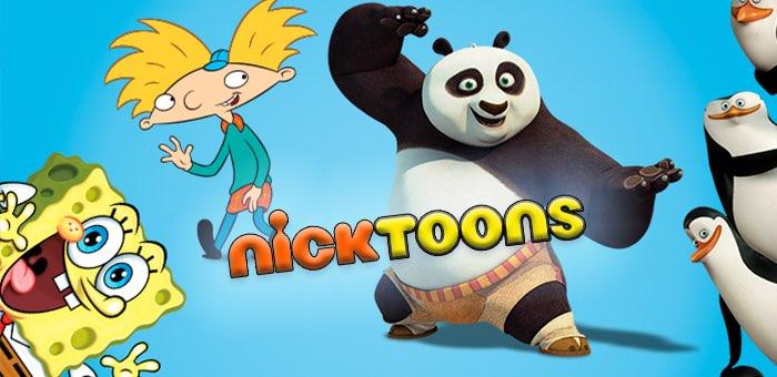 Перед новогодними праздниками запущен детский телеканал Nicktoons
