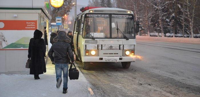 Власти обсудили организацию работы общественного транспорта при ухудшении погоды