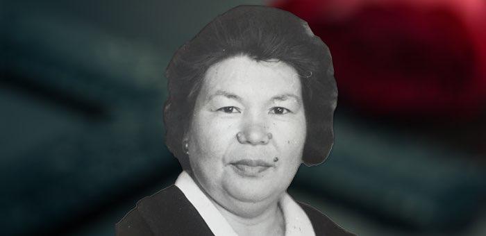 Ушла из жизни ветеран педагогического труда Екатерина Кергилова