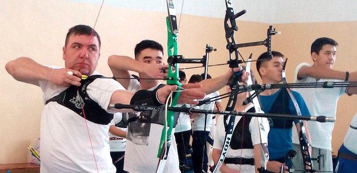 Республиканский чемпионат по стрельбе из лука прошел в Горно-Алтайске