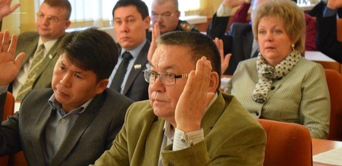 Принят бюджет Горно-Алтайска на следующий год