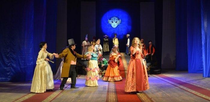 Открытие Года театра состоялось в Горно-Алтайске