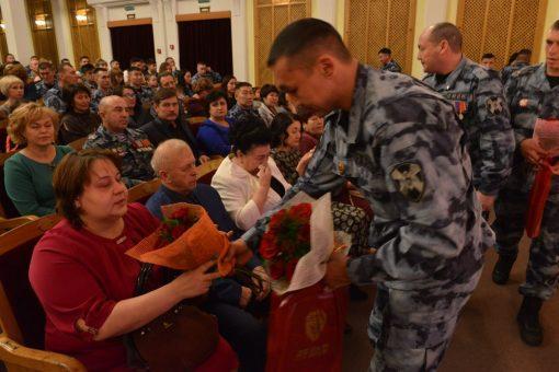 ОМОН «Беркут» празднует 25-летие