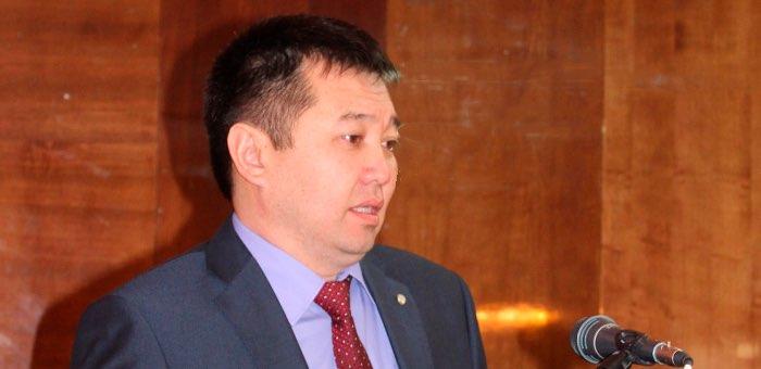 Главой Кош-Агачского района избран Серкжан Кыдырбаев