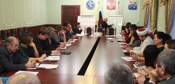 Проблемы народов, проживающих в Горно-Алтайске, обсудили в мэрии