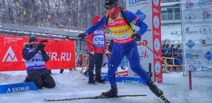 Денис Иродов стал первым на первом этапе Кубка Анны Богалий