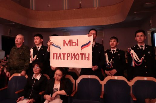 В Горно-Алтайске выбрали курсанта года