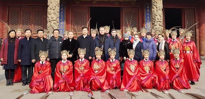 Молодые единороссы из Республики Алтай изучили китайский опыт партийного строительства