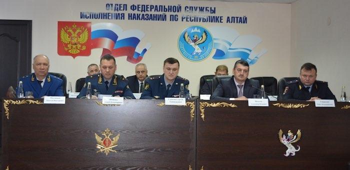 Официальное представление руководителя ОФСИН состоялось в регионе