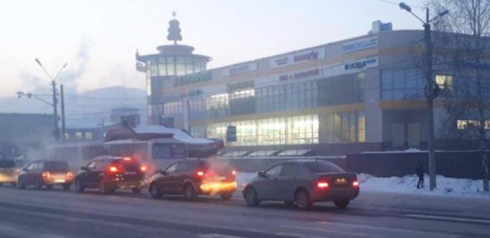 Несовершеннолетнего пешехода сбили на «зебре» в Горно-Алтайске