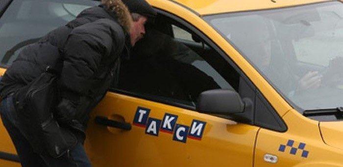Пьяные горожане напали на таксиста, который отказался везти их домой