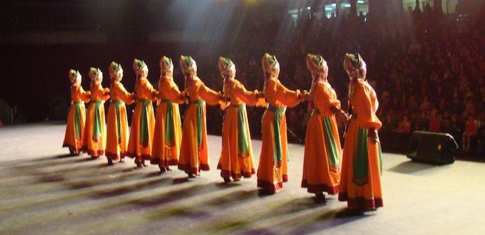 «Алтам» принял участие в фестивале «Сибирская чайхана»